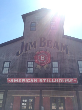 Jim Beam Stillhouse!